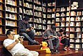 ROC-NCL-AAC Comic Room readers 20100224.jpg