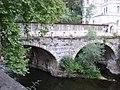 RO CS Baile Herculane Podul de piatra peste Cerna (1).JPG