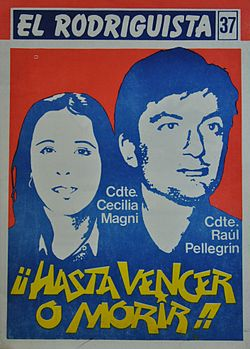 Mujeres en la Memoria. Cecilia Magni