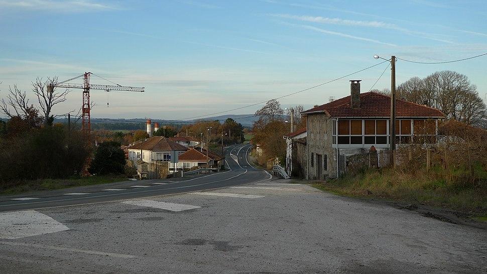 Rabelas - Parroquia de Veiga - Chantada (Lugo)