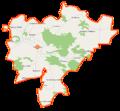 Radzanów (gmina w powiecie mławskim) location map.png