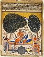 Raga Hindola ca.1590, Ahmadnagar, Dehli National Museum.jpg