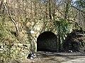 Railway arch, above Llanbradach - geograph.org.uk - 372487.jpg