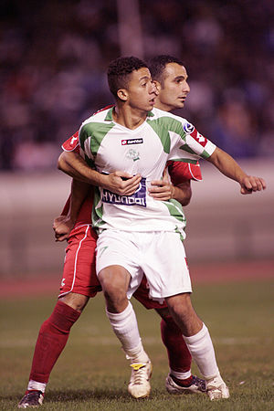 Raja de Casablanca vs Al Taliya, Arabian Champions League, October 29 2008-05.jpg