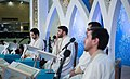 Ramadan 1439 AH, Qur'an reading at Grand Musalla of Tabriz - 21 May 2018 11.jpg