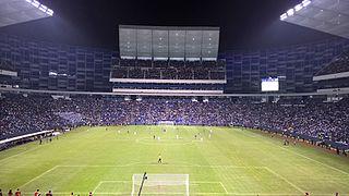 Estadio Cuauhtémoc football (soccer) stadium in Puebla, Puebla, Mexico, home venue for Puebla FC