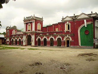 Rangpur District - Rangpur town hall