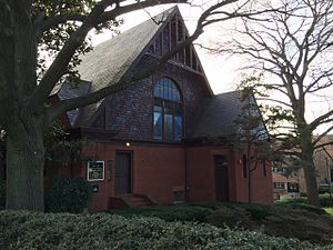 Howard University - Andrew Rankin Memorial Chapel