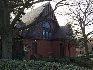Howard University - Andrew Rankin Memorial Chapel