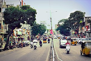 Rastrapathi Road - RP Road Secunderabad (once known as Kingsway), Secunderabad