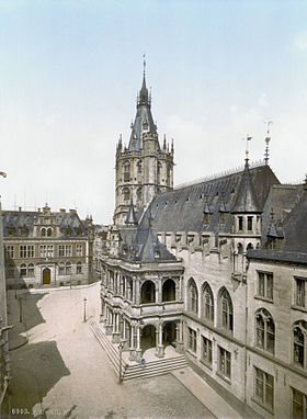 Image illustrative de l'article Hôtel de ville de Cologne