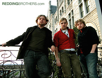 The Redding Brothers - The Redding Brothers at Union Station, Nashville, TN