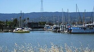Redwood Creek (San Mateo County) - Image: Redwood Creek, RC 3