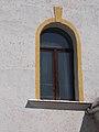 Református templom, félköríves ablak, 2017 Fehérgyarmat.jpg