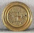 Regno longobardo di tuscia, emissione aurea anonima, zecca di lucca, 650-749 ca. 03.JPG