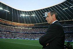 Reiner Maurer Allianz Arena