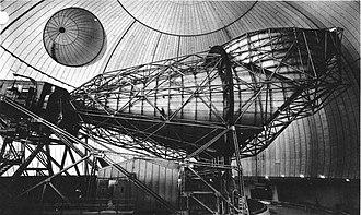 Telstar - Image: Relay 1 antenna USA