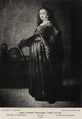 Rembrandt's Sister in Oriental Dress