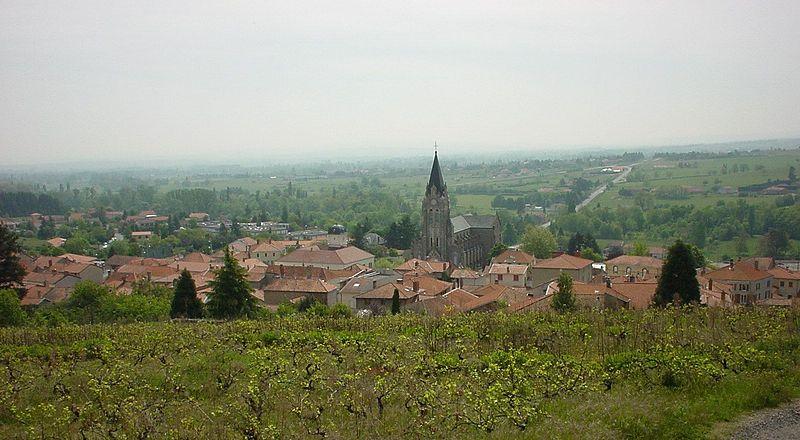 Fichier:Renaison le village.jpg