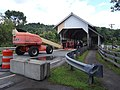 Repairing Bradley Covered Bridge Center Street Lyndonville VT August 2019 05.jpg