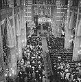 Requiemmis voor oveleden Paus in de St Jacobskerk in Den Haag Overzicht van d, Bestanddeelnr 915-2537.jpg