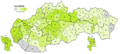 Results Slovak parliament elections 2010 SaS.png