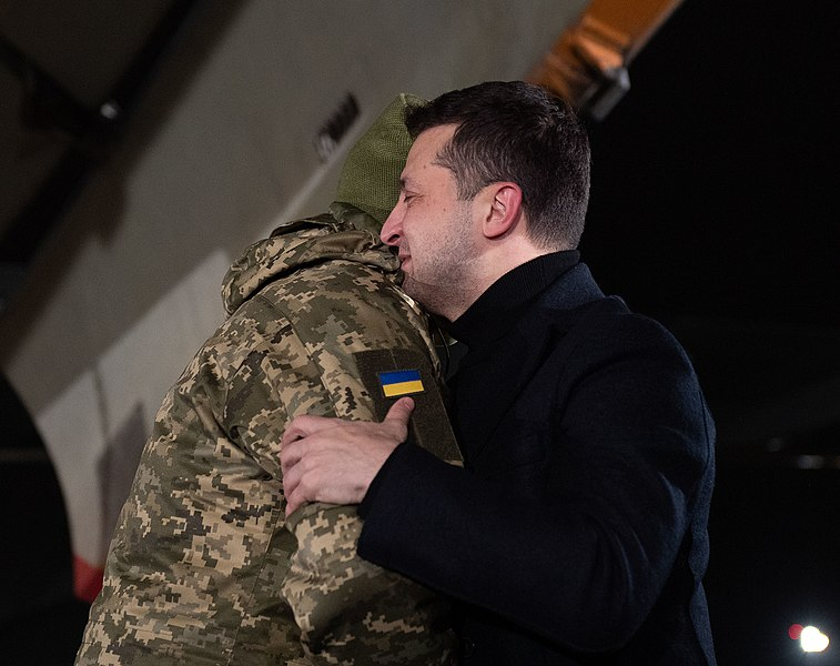 Return of liberated citizens to the territory controlled by Ukraine (2019-12-29) 023.jpg