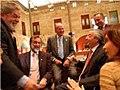 Rey Juan Carlos, Lula y Kirchner en Salamanca.jpg