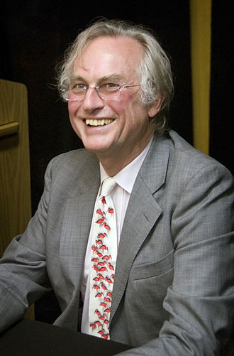 The Stolen Earth - Evolutionary biologist and humanist Richard Dawkins agreed to a cameo appearance because his wife, Lalla Ward, portrayed companion and Time Lady Romana in the late 1970s.