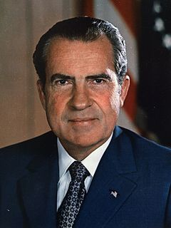 Presidency of Richard Nixon