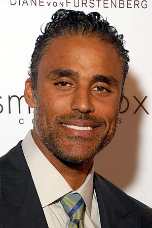 "Rick Fox - Fox at ""Susan G. Komen for the Cure"" event in 2009"
