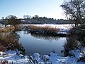 River Stour and Stour Provost in the snow - geograph.org.uk - 1651952.jpg