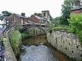 River Yarrow with mediaeval bridge - geograph.org.uk - 940458.jpg