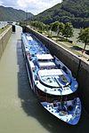 River cruise ship Amalyra on the Danube in Jochenstein -03.JPG
