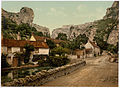 Road through Cheddar 1890s.jpg