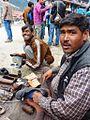 Roadside cobblers. Rekong Peo.jpg