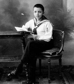 Roberto Weiss - Image: Roberto Weiss cerca 1916