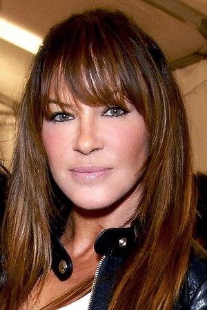 Robin Antin - Robin Antin backstage during Los Angeles Fashion Week, Smashbox Studios – Culver City, CA (March 2008)