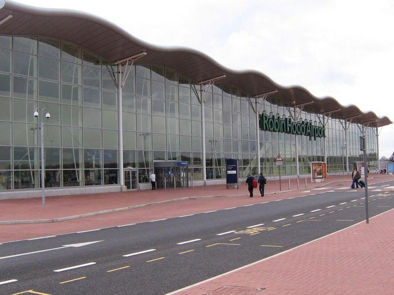 Robin Hood Airport 2006-04-02