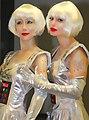 Robot Entertainer, Human Statue Bodyart, Bodypainting (8330160990).jpg