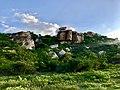 Rock Formations near Vitthala Temple 1.jpg