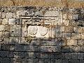 Rodi, bastione vicino porta acandia, stemma pierre d'aubusson.JPG