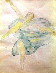 Dancer with Veils