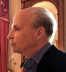Roger Kornberg (Nobel Medicine or Physiology 2006) in Stockholm, June 2016.jpg