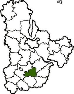 Rokytne Raion, Kyiv Oblast Former subdivision of Kyiv Oblast, Ukraine