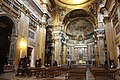 Rom, Kirche Il Gesú, Innenansicht.JPG