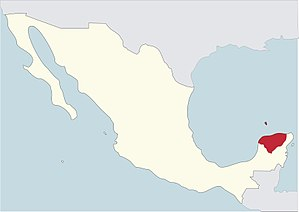 Roman Catholic Archdiocese of Yucatán - Image: Roman Catholic Diocese of Yucatan in Mexico