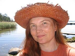 Breton (hat) - Breton hat in straw
