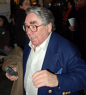 Ronnie Corbett Scottish comedian, actor, writer and broadcaster