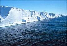 Antartide-Clima-Ross Schelfeis